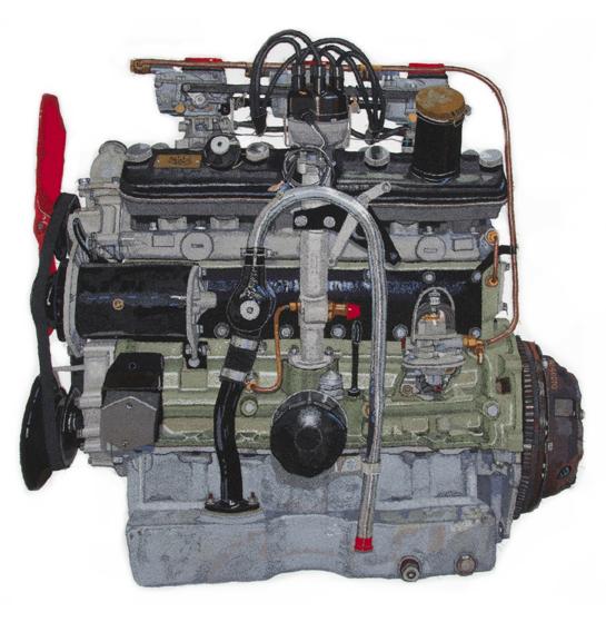 Bristol engine 72 white jpg